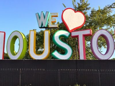We heart houston
