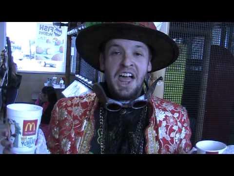 Paul Horn at Cheeseburger Cheeseburger II