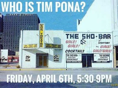 Who is Tim Pona?