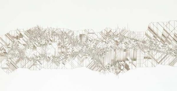Gustavo Díaz: Fuzziness: Thinking on Paper