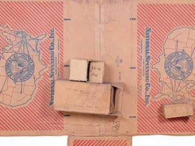 Philip Kelleher: Rauschenberg, Cardboard, and the Logistics of the Body