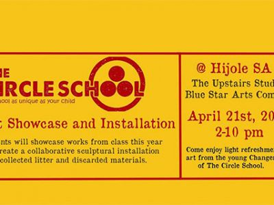 The Circle School Art Showcase and Installation