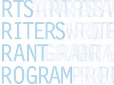 Arts Writers Grant