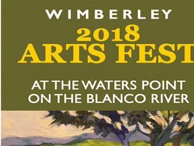 2018 Wimberley Arts Fest