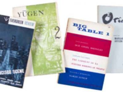 Poets, Painters, & Paper: Post-World War II American Avant-Garde Art