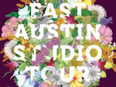 East Austin Studio Tour logo