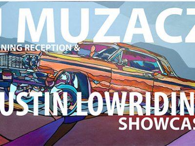 J Muzacz: Stained Slabs