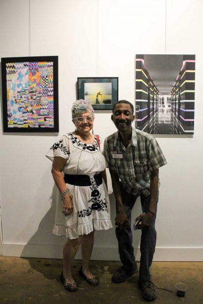 Sam Van Bibber and Virgil Robinson