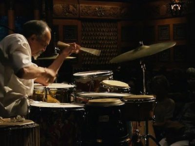 Milford Graves Full Mantis