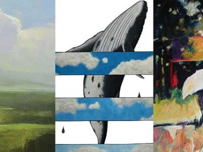 Rich Bowman: Open Range / Linda McCall: Life in Pieces / Daniel Angeles: Beyond the Horizon