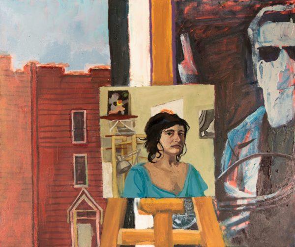 Lila Freeman for the Galveston Art Lending Library