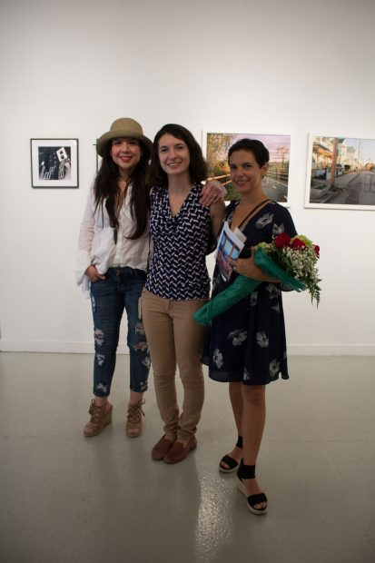 Toni Beiras, Claudia Heymach, Marissa Heymach at-Houston-Center-for-Photography's-36th-Annual-Juried-Membership-Exhibition
