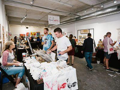 2017 Winter Holiday Art Market