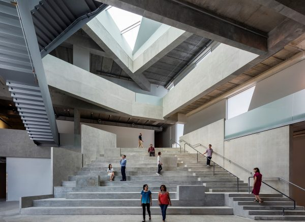 newGlassell School of Art