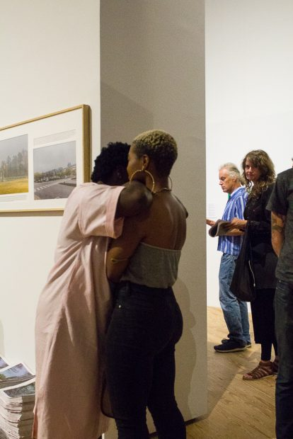 Walls Turned Sideways- Artists Confront the Justice System at the CAMH Autumn Knight Performance 2