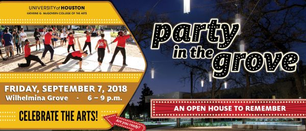 Party In the Grove 2018 at UH