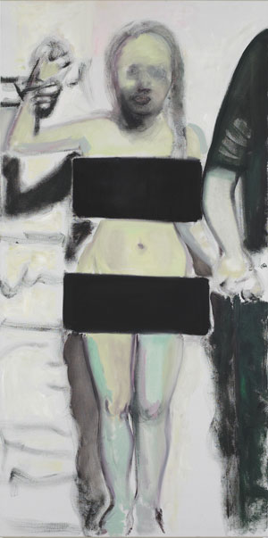 Marlene Dumas: Measuring Your Own Grave | Glasstire