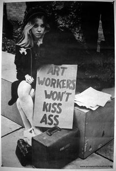 W.A.G.E. Artist advocacy organization