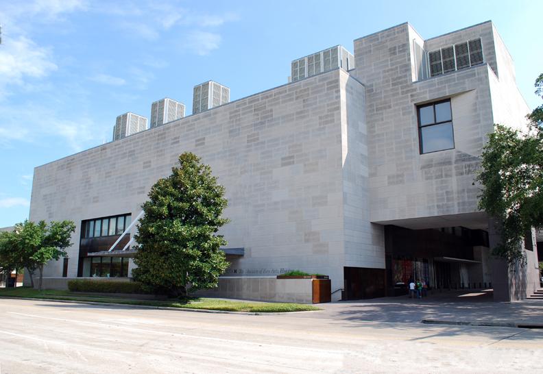 The Museum of Fine Arts, Houston.