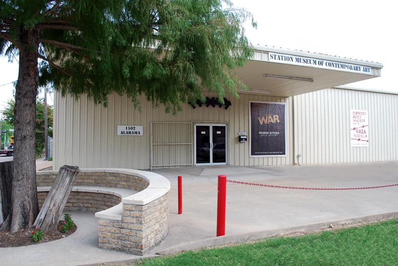 Station Museum of Contemporary Art, 1502 Alabama St.