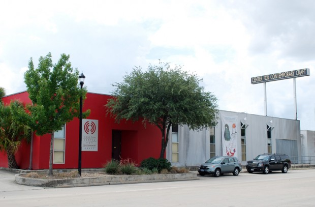 Houston Center for Contemporary Craft in Houston Texas