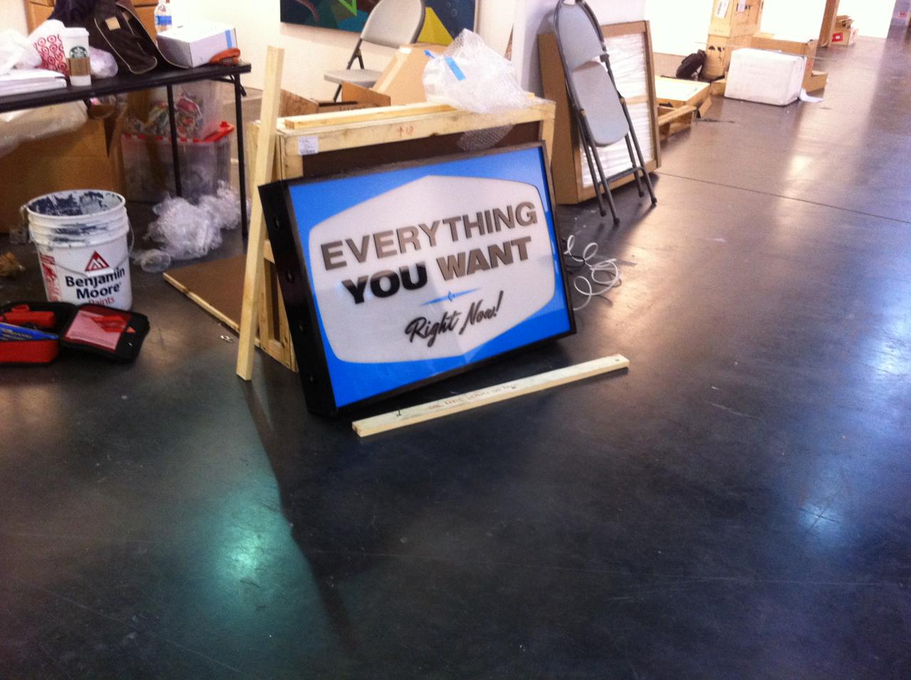 Texas Contemporary Art Fair: LIVE BLOG | Glasstire
