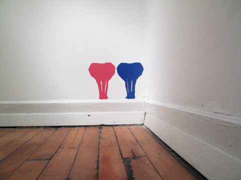 "Michelle Monseau's ""Elephant in the Room"""