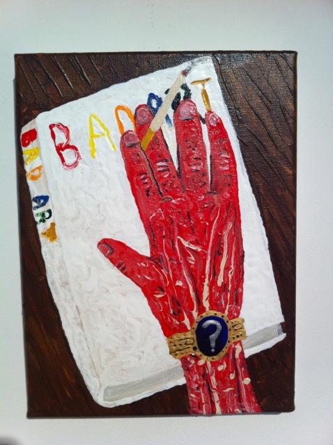 "Lane Hagood, ""Bad Art Book"""