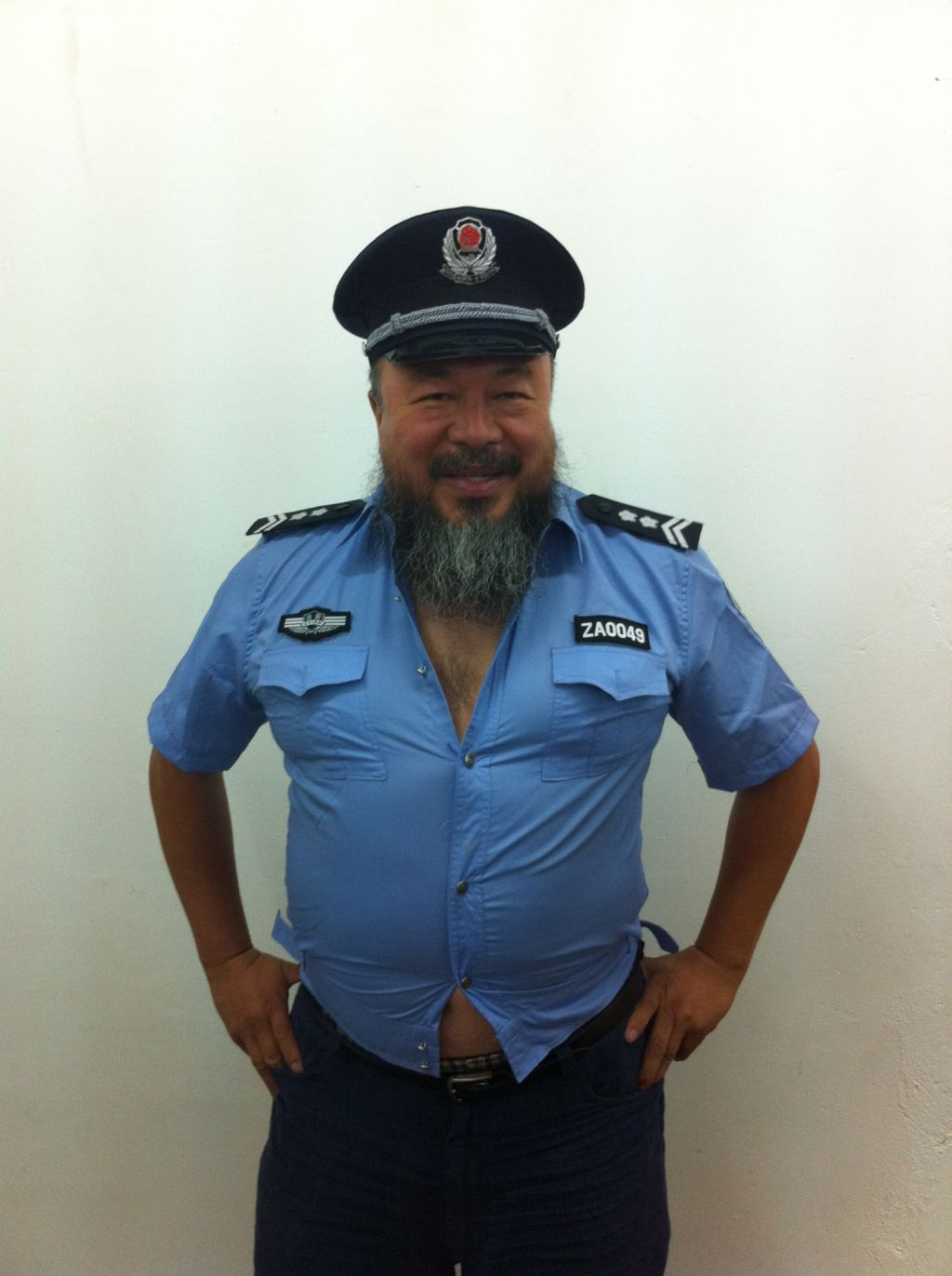 Ai Weiwei Police Block Countersuit Against Chinese Tax