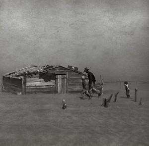 Arthur Rothstein; Dust Storm, Oklahoma