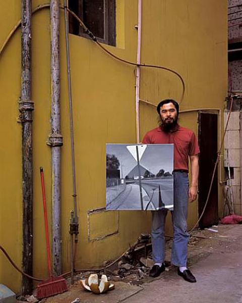Michael Wolf, Real Fake Art