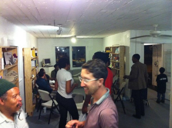 John Pluecker Antena Books at Project Row Houses