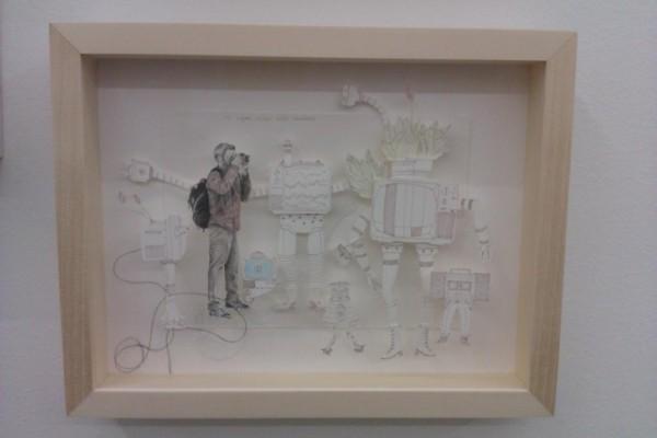 Teresa Currea at McClain Gallery