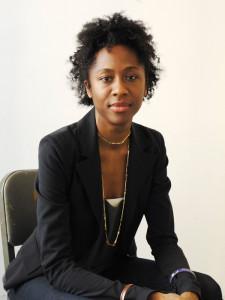 Naomi Beckwith, photo by Paul Mpagi Sepuya