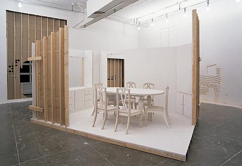Chris Sauter, Graft, 1999, at ArtPace, San Antonio