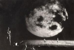 "Elia Arce: ""First Woman on the Moon"" photo credit: Martin Cox"