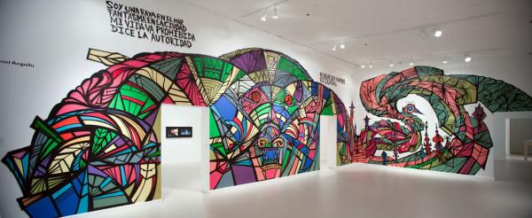 Daniel Anguilu at Station Museum