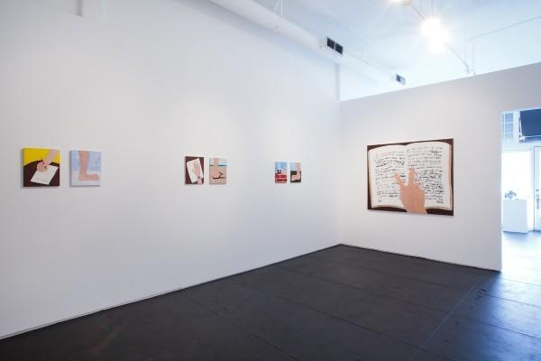 Lane Hagood at David Shelton