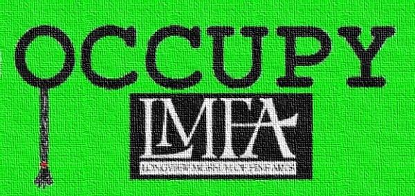 occupy lmfa logo