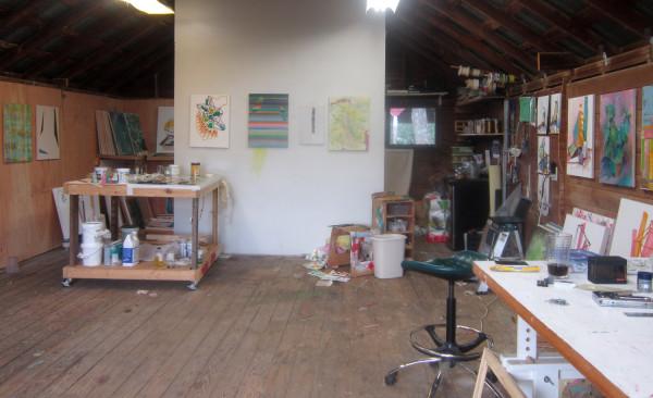 Studio Upstate New York