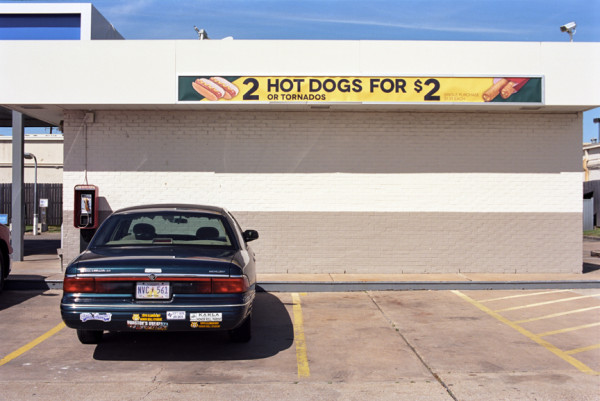 The Art Guys pass on an opportunity to purchase 2 hotdogs for 2 dollars