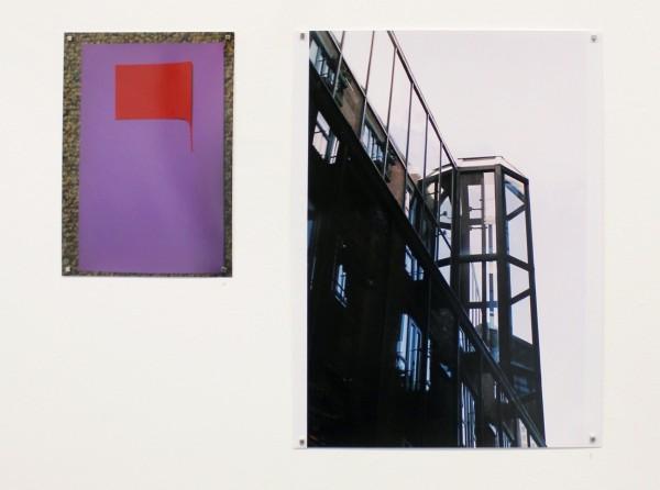 Morgan Rush Jones, Index (installation view)