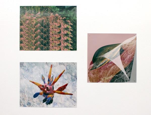 Morgan Rush Jones, Index, (installation view)