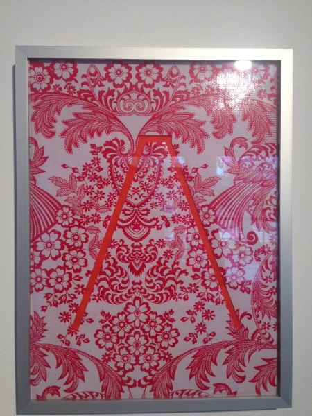 "Ariane Roesch for ""Triple Treat"" at Unit B"