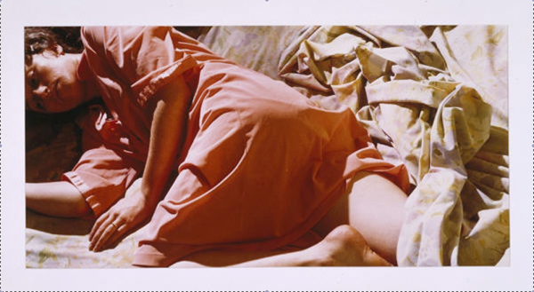 Untitled #89, 1981 Cindy Sherman Chromogenic color print 24 x 48 in. (61 x 121.9 cm) Dallas Museum of Art, General Acquisitions Fund © 2012 Cindy Sherman