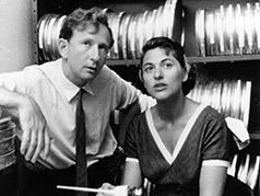 Photographers Morris Engel and Ruth Orkin photographed and edited landmark film, The Little Fugitive