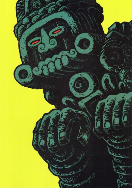 Matt Rebholz comic 001