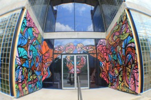 After successful fundraiser, look for even more murals from Daniel Anguili