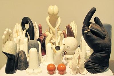 Modernish, 2009 (detail)