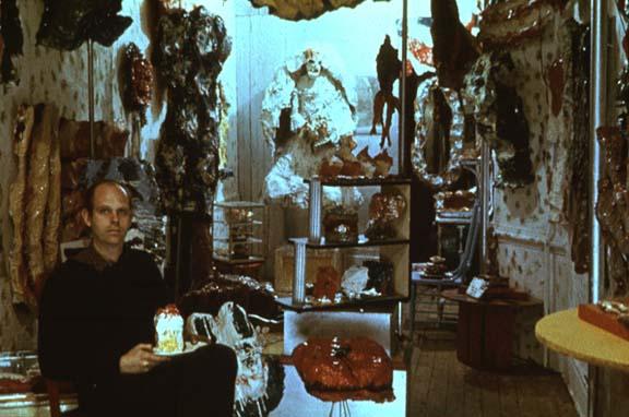 Claes Oldenburg, The Store, 1961